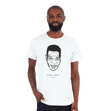 Akomplice x David Flores x Ricky Powell - Mikey T-Shirt White