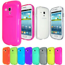 New Transparent TPU Gel Case Cover FOR Samsung Galaxy S3 Mini i8190 GT-i8190
