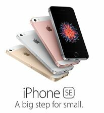 APPLE IPHONE SE 64GB - FACTORY UNLOCKED - ALL COLOURS AVAILABLE