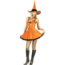 Adult Sexy Pumpkin Witch Costume