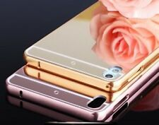 LUXURY METAL BUMPER+PC MIRROR  Case COVER For Gionee Elife S5.1