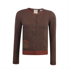 Timberland Womens Brown Cardigan Button Up 28468 968 R11