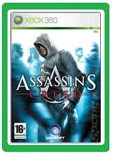 XBOX 360 GAME ASSASSINS CREED 2007