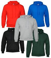 Gildan Men Plain Blank Hoodie Sweatshirt Jumper Hoody Top Quality Unisex New