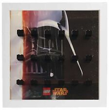 Lego Star Wars Darth Vader Minifigures Display Case Picture Frame Minifigs