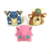 """Pokemon Advanced 2"""" Anime Monster Game Steel Ball Rolling Toy Figures lot"""