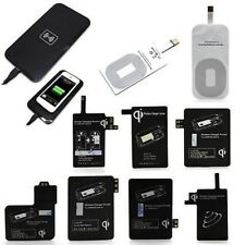 QI Wireless Charger Pad/Receiver For iPhone 6 plus Samsung S3 4 Note 3 4