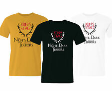 Game of Thrones House Baratheon and R'hllor Stag party customized t-shirt.