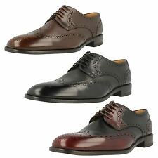 Loake 'Arlington' Nero Da Uomo, Marrone Scuro Or Bungundy & Francesine In Pelle