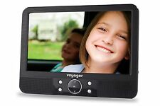Voyager 9 inch In Car Portable DVD Player