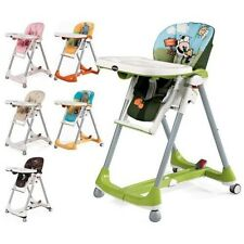 Peg Perego Prima Pappa Diner Highchair Choice Of Colours