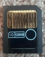 128MB SMART MEDIA DIGITAL CAMERA MEMORY CARD-FITS FUJI AND OLYMPUS+OTHER DEVICES