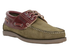 WOODLAND MEN'S OLIVE GREEN CASUAL SHOES (GC 1618114-OLIVE GREEN)