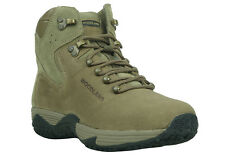 WOODLAND MEN'S KHAKI CASUAL BOOT (GB 1623114-KHAKI)