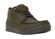 WOODLAND MEN'S OLIVE GREEN CASUAL BOOT (GB 1220112Y15-OLIVE GREEN)