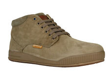 WOODLAND MEN'S KHAKI CASUAL BOOT (GB 1620114-KHAKI)