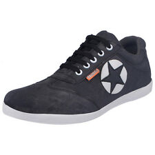 FAUSTO Black Men's Sneaker