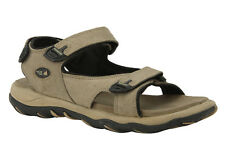 WOODLAND MEN'S KHAKI CASUAL SANDALS (GD 1611114-KHAKI)