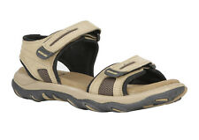 WOODLAND MEN'S KHAKI CASUAL SANDALS (GD 1610114-KHAKI)