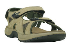 WOODLAND MEN'S KHAKI CASUAL SANDALS (GD 1608114-KHAKI)