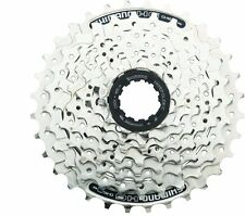 SHIMANO CS-HG-41 8 SPEED CASSETTE 11-34T, 11-32T, 11-30T choose in variations