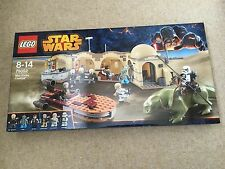 LEGO STAR WARS 75052. MOS EISLEY CANTINA. NEW. SEALED. PRIVATE COLLECTION