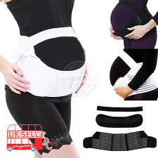 Pregnancy Back Support Maternity Belt Waist Belly Band Baby Bump M L XL 2XL UK
