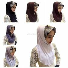 New Stylish Arab Hijab Muslim Women Lady Long Scarf Islamic Hijab Shawl Headwear