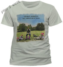 George Harrison All Things Must Pass T Shirt OFFICIAL S M L XL  XXL NEW