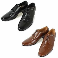 Mooda Mens Leather Oxfords Shoes Classic Formal Lace up Dress Shoes Eco UK