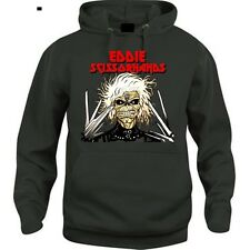 SUDADERA IRON MAIDEN EDDIE SCISSORHANDS HEAVY METAL HOODIE RFE MC196H