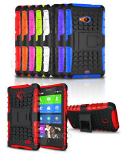 Samsung Galaxy J7 / J710 (2016) Shockproof Tough Silicone Strong Case w/Stand