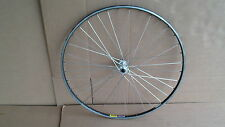 "MAVIC GP4 TUBULAR CYCLO X FORNT WHEEL 28"" CAMPAGNOLO HUB DT COMP SPOKES"