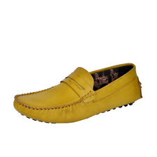 Mocas Brown Driving Loafers