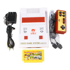 Nostalgic Machine Video Games Console Player with Games Play Card Kid Toys US