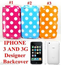 Apple iPhone 3G & 3GS High Quality Designer Backcover