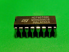 HCF4076BEY 4000 CMOS 4076 STMicroelectronics