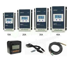 EPSolar MPPT Solar Charge Controller Ultra Fast Power Point Tracking EPEver