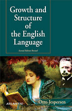 Growth and Structure of the English Language  , Second Edition Revised