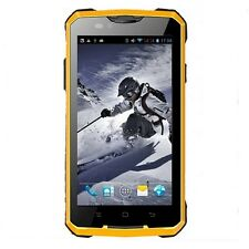 V12 Android 4.4 Smartphone Waterproof Dustproof Shockproof  5Inch MTK6572 Dual C