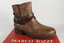 Marco Tozzi 46402 Women's Boots, Ankle Boots, Boots brown new