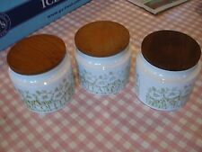 Hornsea storage jars