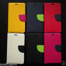 Mercury Diary Wallet Flip Cover Case for Samsung Galaxy Note 1 N7000 - Box