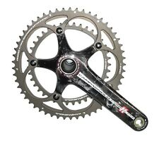 Guarnitura Comp Ultra Power-Torque 11 velocita 39-52 denti alluminio CAMPAGNOLO