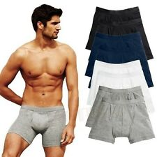 FRUIT OF THE LOOM - Classic Boxershorts 2er Pack in 4 Farben - Gr. S bis XXL