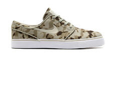 NIKE ZOOM STEFAN JANOSKI SB CAMO TRAINERS UK 3.5 EU 36 SKATE SHOES DUNK TEAM