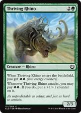 4x Rinoceronte Vigoroso - Thriving Rhino MTG MAGIC KLD Kaladesh Eng/Ita