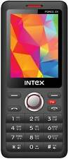 Intex Force ZX mobile With FM /Camera/1800mah Battery & 1 Year Warranty
