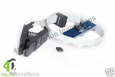 SOIC8 SOP8 Chip IC test clip adapter board cable BIOS EEPROM spare parts