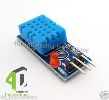 DHT11 relative humidity and temperature sensor module